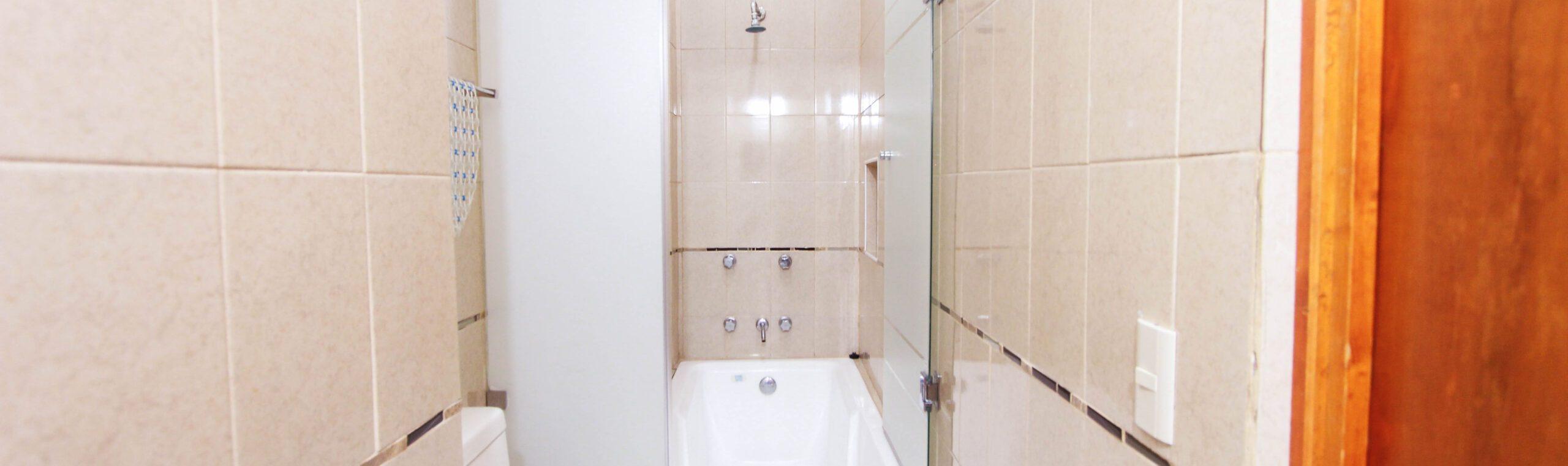 baño tina de la sencilla